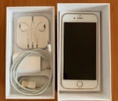 Prodám iPhone 6S 64 GB Gold-výborný stav