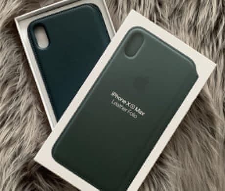 Apple Folio Case iPhone XS Max