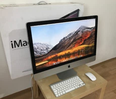 Apple iMac 27'', model 2011 + DÁREK