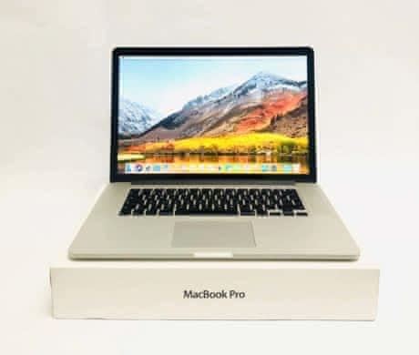 Macbook Pro 15 Retina, i7, rok 2014, 16G