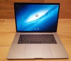 "MacBook Pro 15"" Touch Bar, nová baterie"