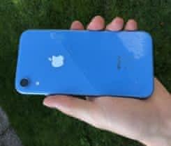 Prodám iPhone XR 256GB blue v TOP STAVU