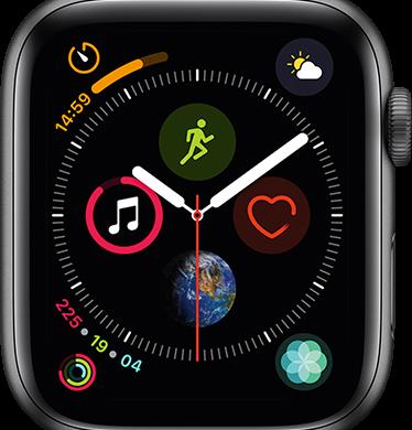Koupím Apple Watch S4