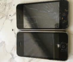 Apple iPhone 3GS/32GB poškozený, funkční