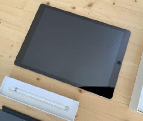 ipad Pro 12.9, 128Gb Wi-Fi, space gray