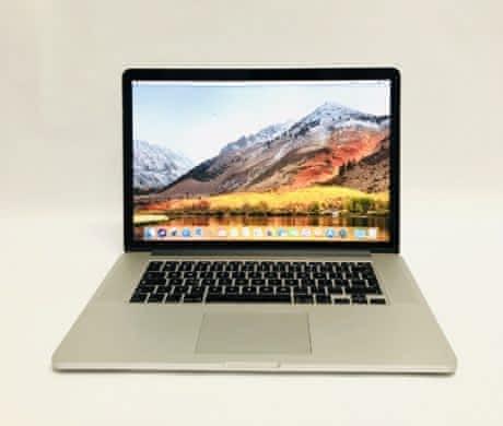 Macbook Pro 15 Retina, i7, rok 2013, 8GB