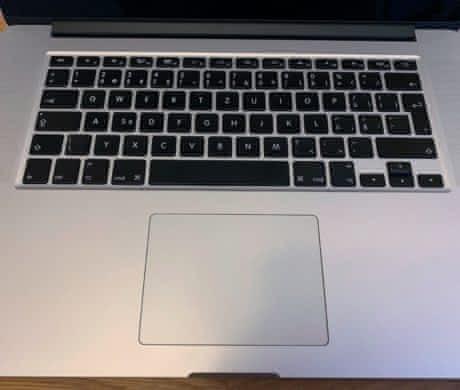 "Apple Macbook Pro 15"", Retina, Mid 2015"