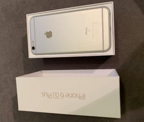 iPhone 6S Plus 64gb – Silver