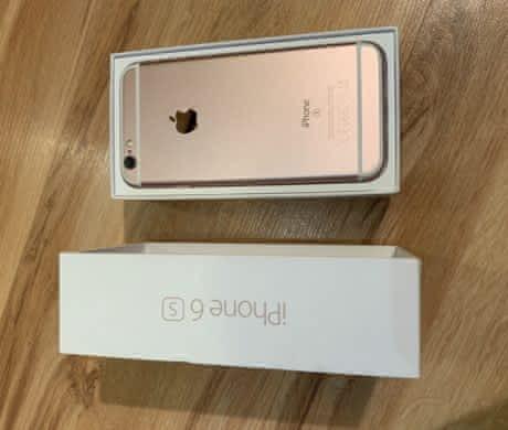 iPhone 6S 16gb – Rose gold