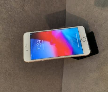 iPhone 6S Plus 64gb – Rose gold