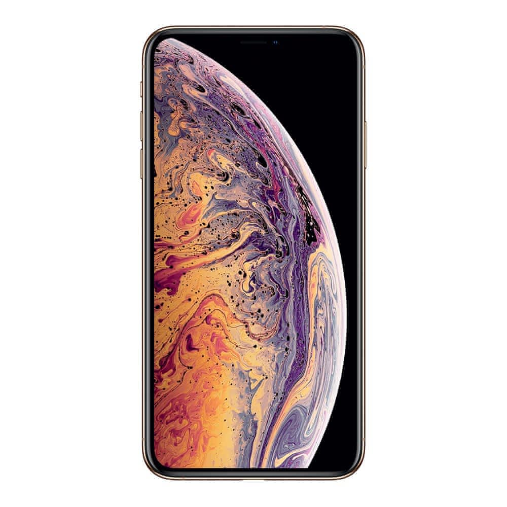 iPhone-XS-Max-gold-front