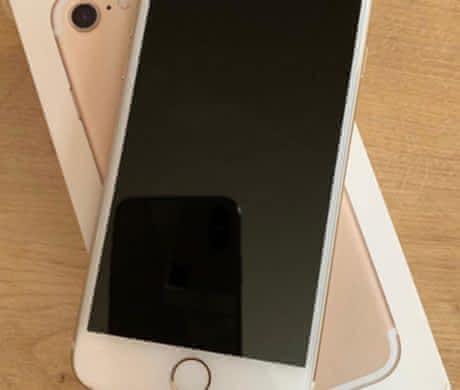 Prodám iPhone7 128Gb zlatý