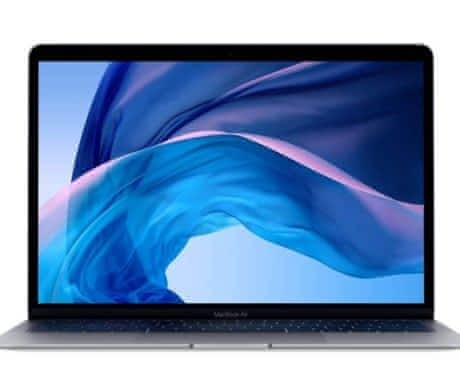 "Macbook Air 13"" Retina, Space Gray, i5"