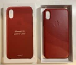 Original iPhone Xs Leather case