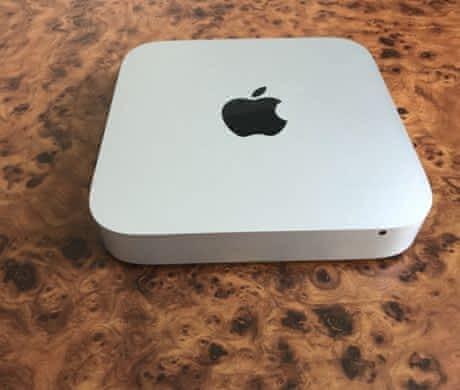 Mac mini late 2012, Intel i5 3.GeneraceP
