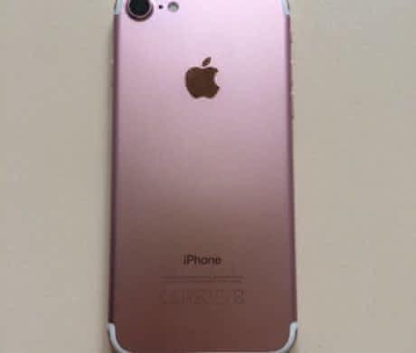 Prodám nebo vyměním iPhone 7 32GB Rose