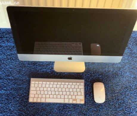 iMac 2012, 1TB, 8Gb, 2,7 GHz, 21,5 palce