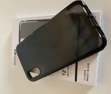 Kryt Tech21 Evo Rox na iPhone Xr