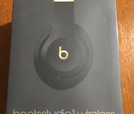 Sluchátka Beats Studio3 Wireless