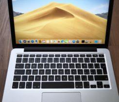 Macbook Pro 13 Retina TOP STAV + PŘÍSLUŠ