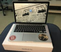 MacBook Pro 13 retina 256GB 8GB RAM