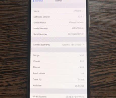 Vyměním/Prodám iPhone Xs Max 64Gb za …