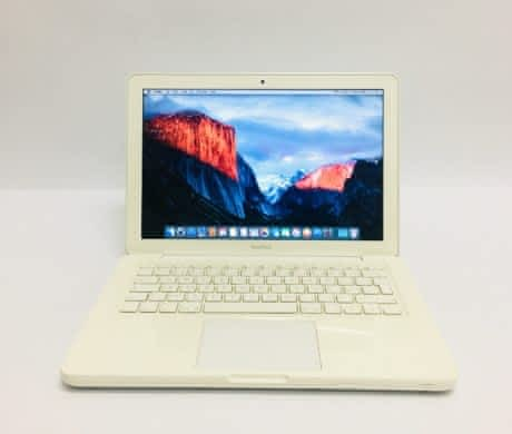 "Macbook 13"" White, C2D, rok 2009, 2GB"