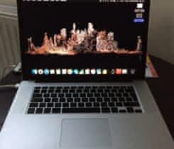 """MacBook Pro Retina 15"""", 256 SSD, i7, 201"""