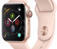 Apple Watch Series 4 40mm Zlatý hliník