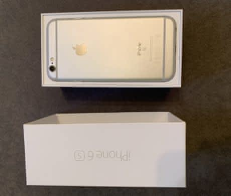 iPhone 6S 32gb – Silver