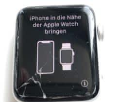 Apple Watch 3 – rozbité