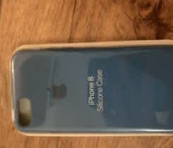 Kryt s logem na iPhone 7/8 modrý