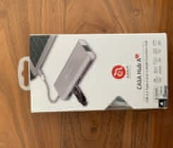 CASA Hub A šedá – USB 3.1 – NEROZBALENO