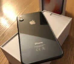 iPhone X 64 GB spacegray