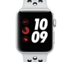 Apple watch Nike+, 42mm silver
