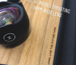 Moment Lens, case, čočka, objektiv