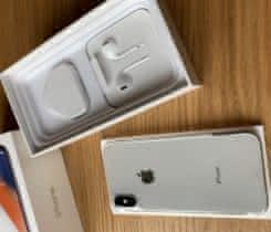 Nový iPhone X, 64gb, silver