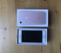 Prodám Apple IPhone 7 32 GB Rose Gold