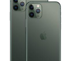 iPhone 11 Pro Max 64GB půlnoční zelená