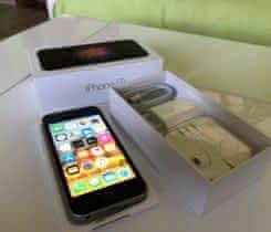 iPhone SE, TOP STAV, Space grey, 32 GB