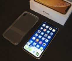 iPhone XR 64gb žlutý, v záruce