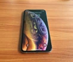 Prodám iPhone XS silver 64GB v záruce,ČR