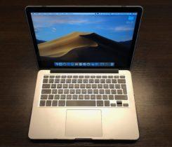 "MacBook Pro RETINA 13"" rok 2015"
