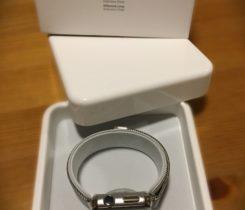Apple Watch Series 2, 42 mm, ocel. milán