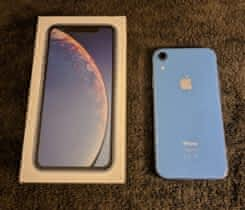 iPhone XR 128 GB Blue (modrý)