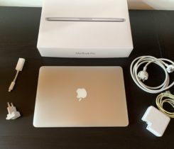 "MacBook Pro 13"", 256gb, 16gb RAM, 2015"