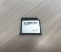 Transcend JetDrive Lite 130, 256GB SD