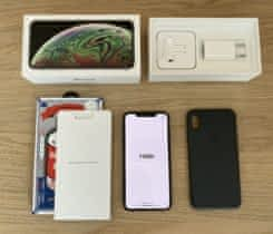 iPhone XS Max 64 GB Stav A+ v záruce