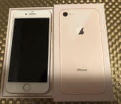 IPHONE 8 256 GB – záruka 13 měsíců