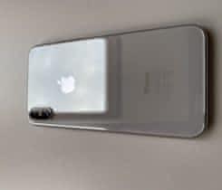 Iphone X 64 GB Stříbrný